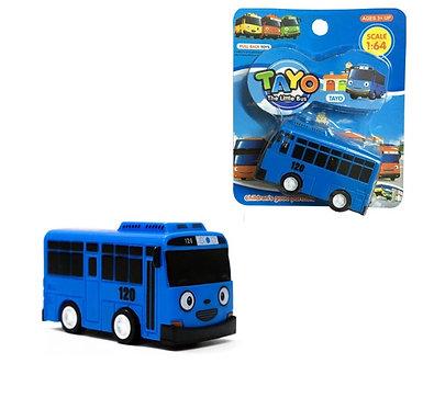 """Автобус Тайо """"Приключения Тайо"""" с функцией прицепа"""