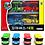 Thumbnail: Набор автобусов The Little Bus TAYO мини