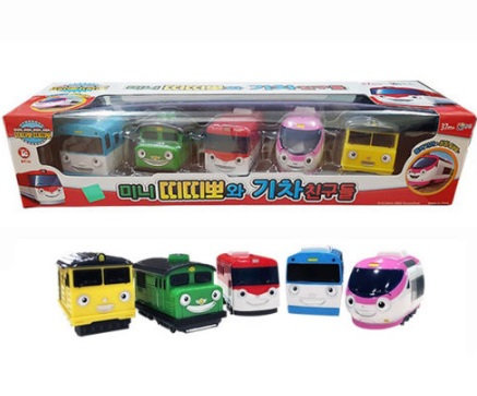 Игрушка Поезд Титипо с друзьями Iconix