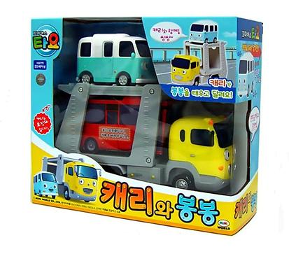 Автовоз-погрузчик Кэри The Little Bus TAYO
