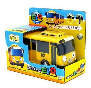 Игрушка желтый автобус Лэни  Iconix