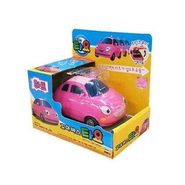 Розовая машинка игрушка Харт