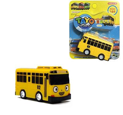 """Автобус Лэни """"Приключения Тайо"""" с функцией прицепа"""