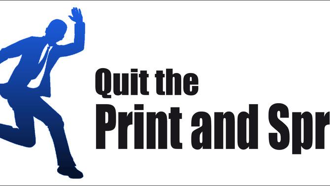 Increase Print Security