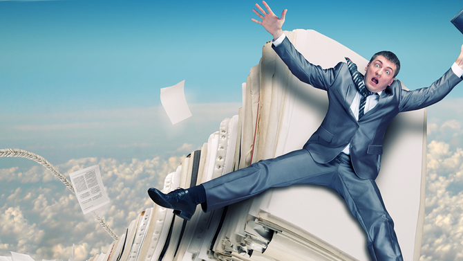 Give your business an edge with document management