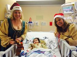 Brandon Hospital Christmas Cheer