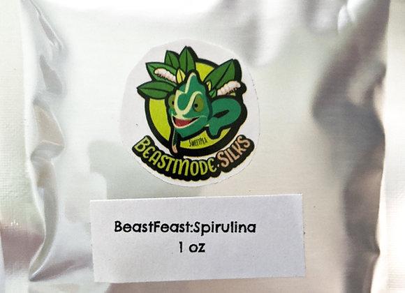 BeastFeast: Spirulina - 1 oz.