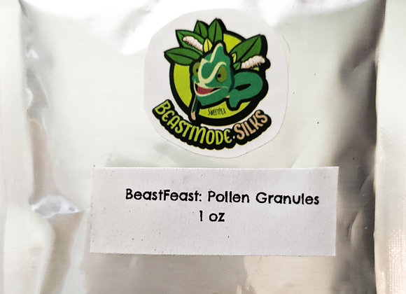 BeastFeast: Pollen Granules - 1oz.