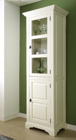 Vitrine 1 glass door 1 wooden door.jpg