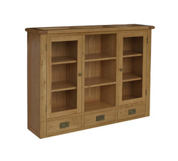 MAT-033 Hutch for Sideboard 3 doors