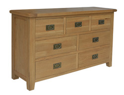 MAT-020 Chest 3+4 drawers