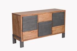 Bilbao Sideboard 3 doors 1 drawer 2-2