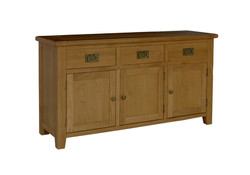 MAT-013 Sideboard 3 doors and 3 drawers