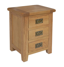 MAT-018 Bedside with 3 drawer