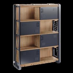 Case 4 shelves
