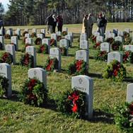 Wreath Laying Veterans Ceremony