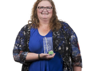 Geraldine Moran, Citizen Of The Year!