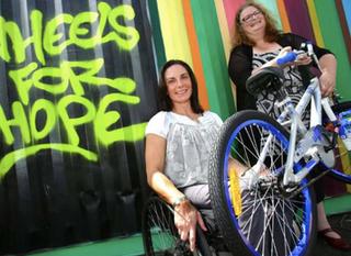 Wheels For Hope