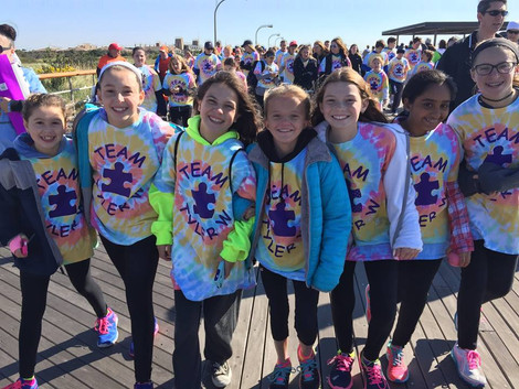 15th Annual Long Island Walk Now for Autism Speaks took place October 5, 2014