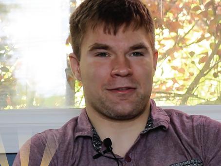 Staff Spotlight: Blake Curran!