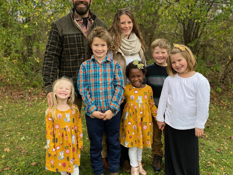 Adoption Family Spotlight: The Oles
