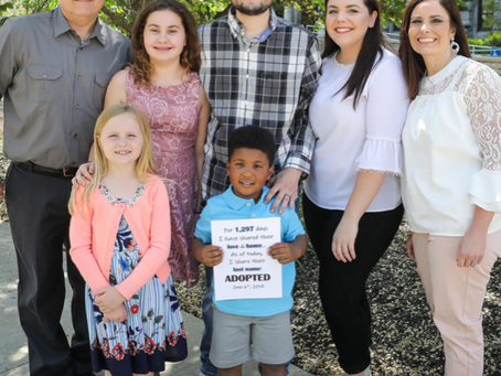 Adoption Family Spotlight: The Englers