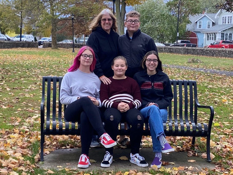 Adoption Family Spotlight: The Morris's