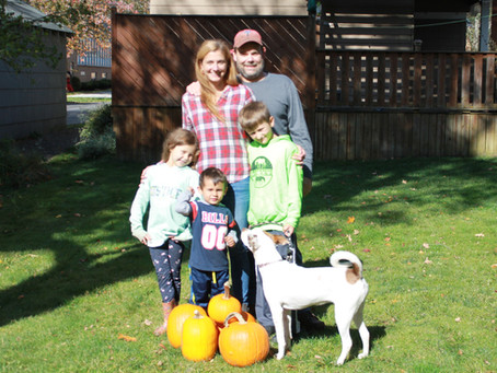 Adoption Family Spotlight: The Barrett's