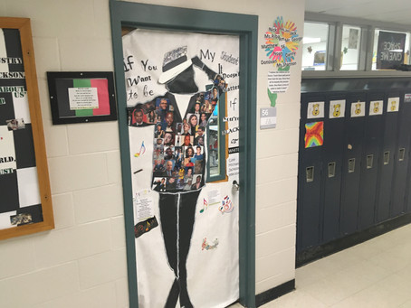 Black History Month at the Lynde School