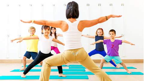 Yoga 4 Families