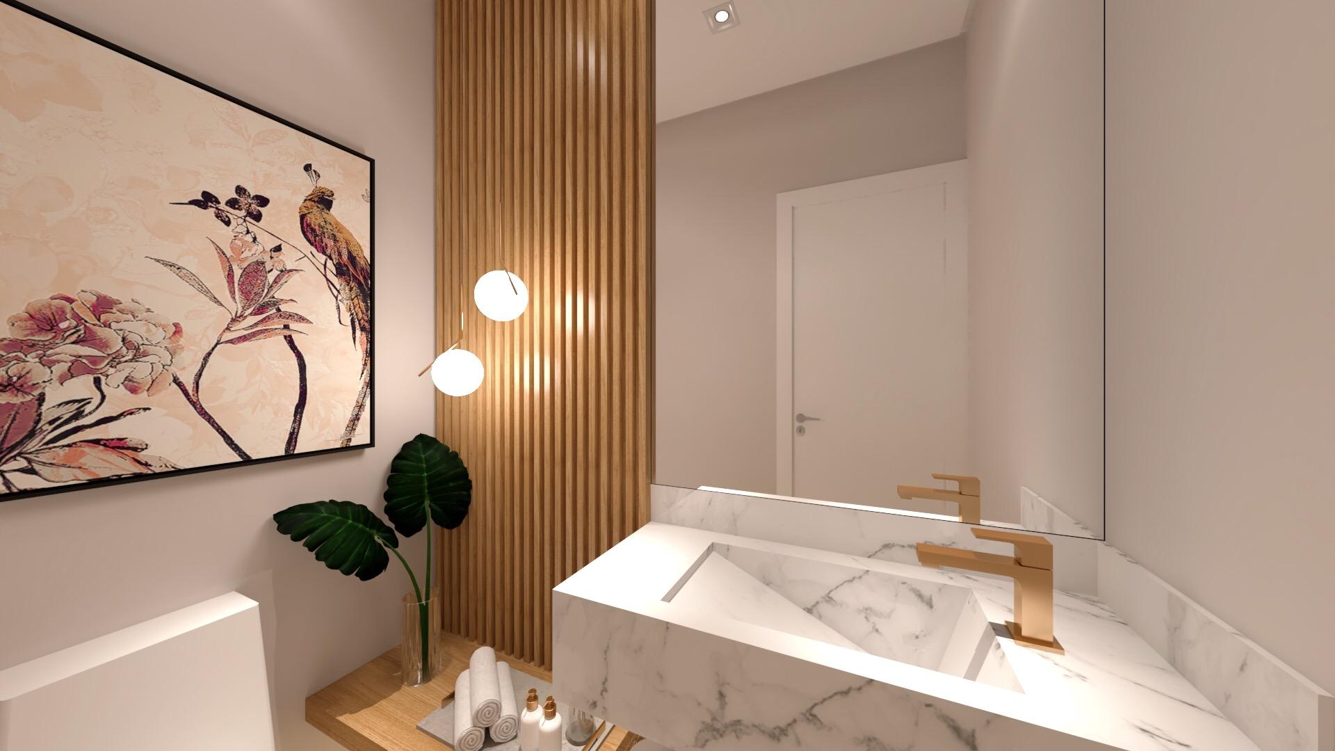 Apartamento SB - Lavabo