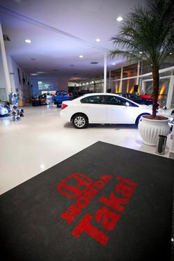 Honda Takai - Showroom