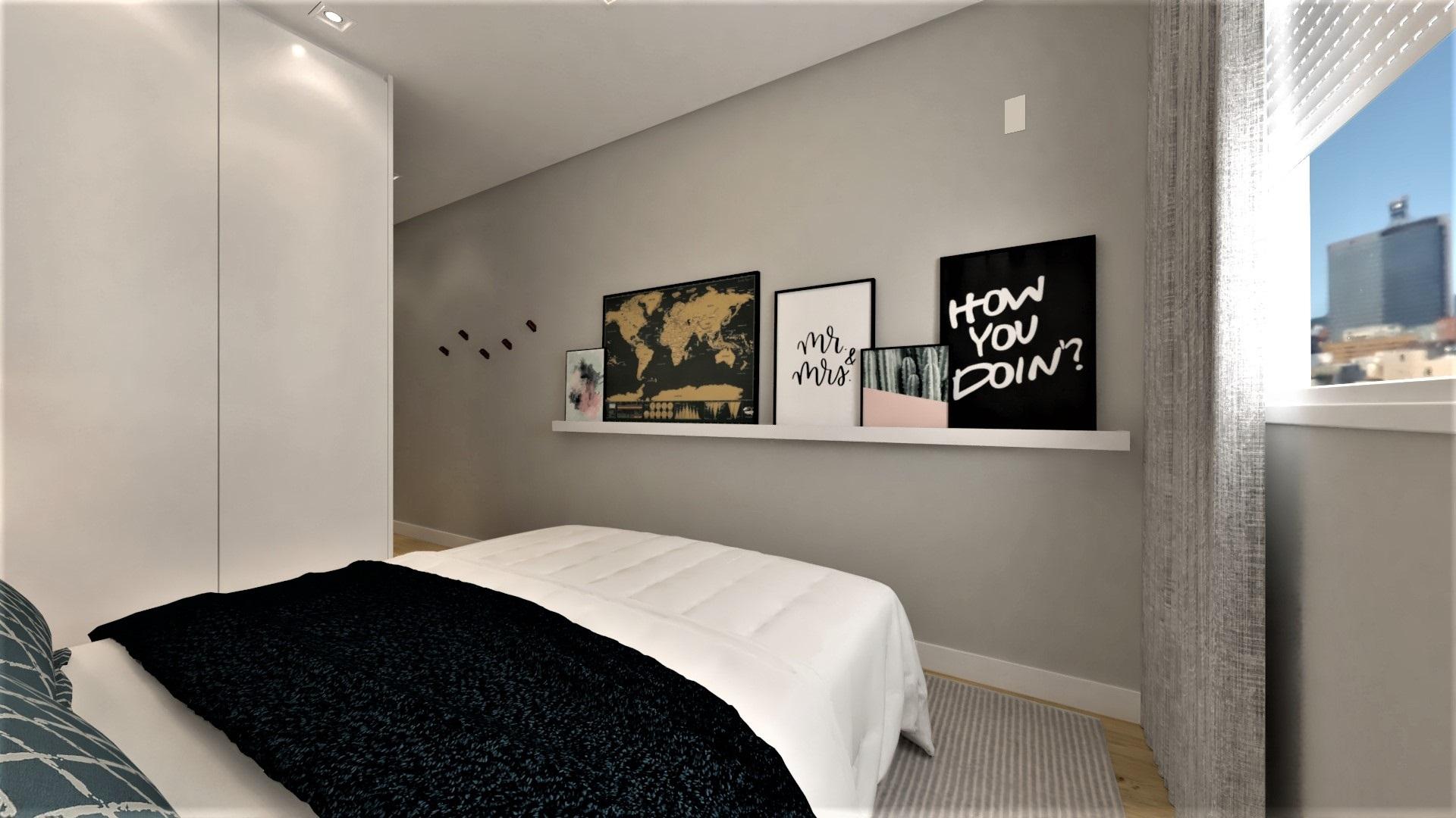 Apartamento VC - Suíte Casal