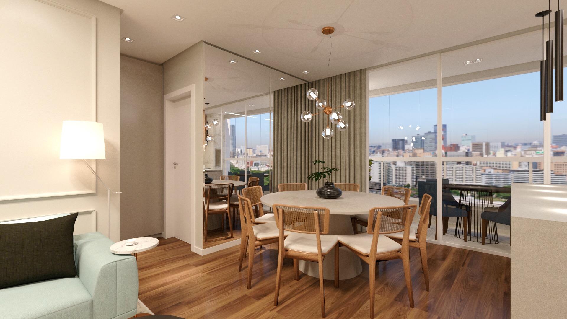 Apartamento SB - Jantar
