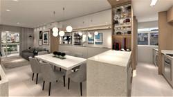 Apartamento VC - Jantar