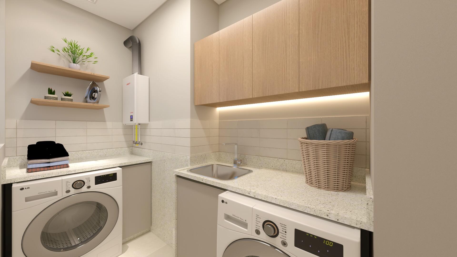 Apartamento SB - Lavanderia
