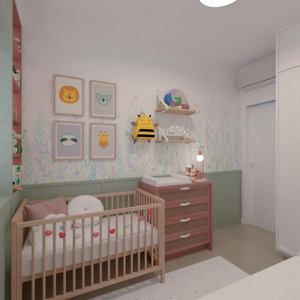 Apartamento MT - Quarto Bebê