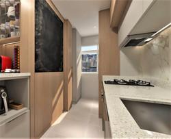 Apartamento VC - Cozinha