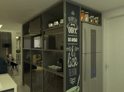 APT NR - Cozinha