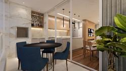 Apartamento SB - Varanda Gourmet