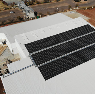 250Kw Grid Tied System