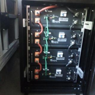 20Kwh Lithium (LFP) Storage Bank