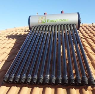 200Lts HP Solar geyser