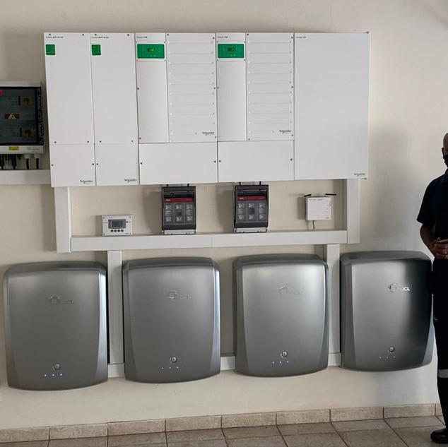 Residential PV+Storage system
