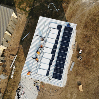 Zambia Solar Pharmacies