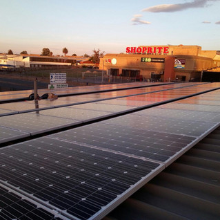 50Kw Grid Tied PV System