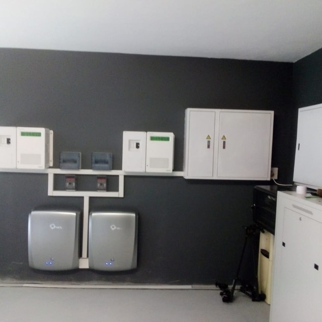 Two phase Home Backup System