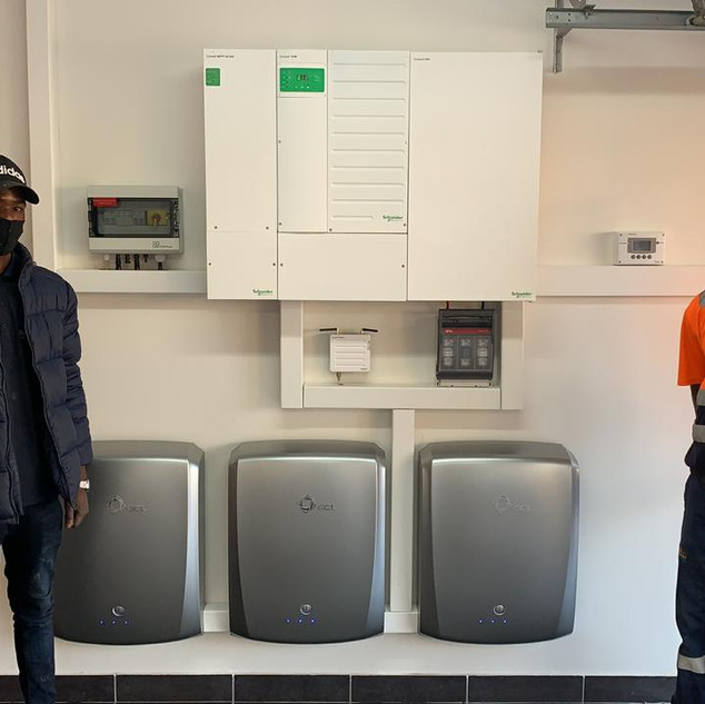 Residential PV+Storage