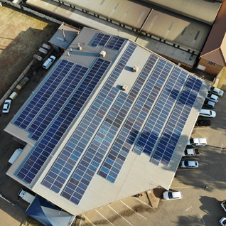Royal Foods 150 Kw PV System