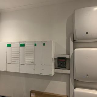 Domestic PV+Storage